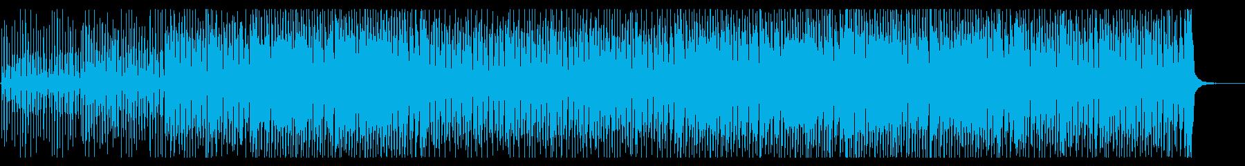 陽気でアコースティックなコンセプト系の再生済みの波形