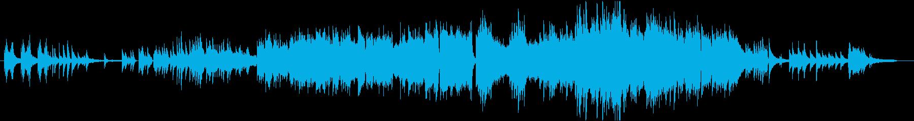 想い出のシーンに合うピアノ五重奏の再生済みの波形