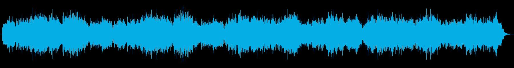 スキップしたくなるかわいいピアノ曲の再生済みの波形
