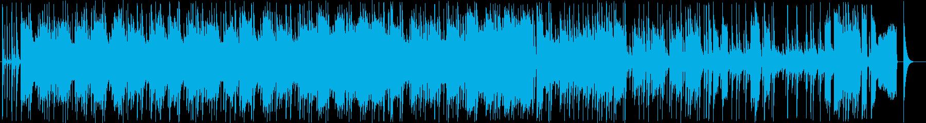 シンキングタイム 不思議 考え中の再生済みの波形