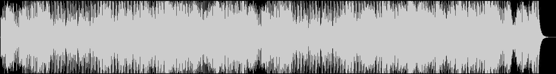 ムーディな色気あるBGMの未再生の波形