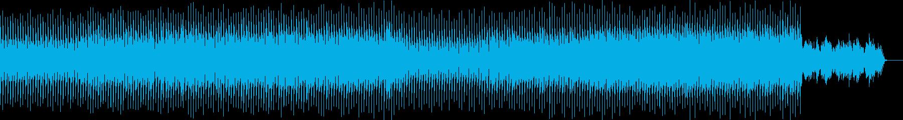 ニュース映像ナレーションバック向け-07の再生済みの波形