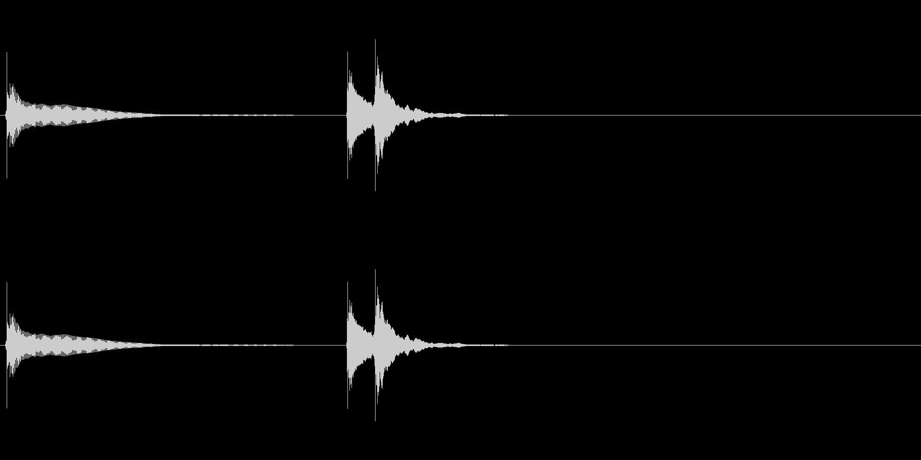 生演奏 琵琶 和風 古典風#5の未再生の波形
