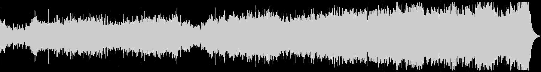現代的 交響曲 エレクトロ アクテ...の未再生の波形