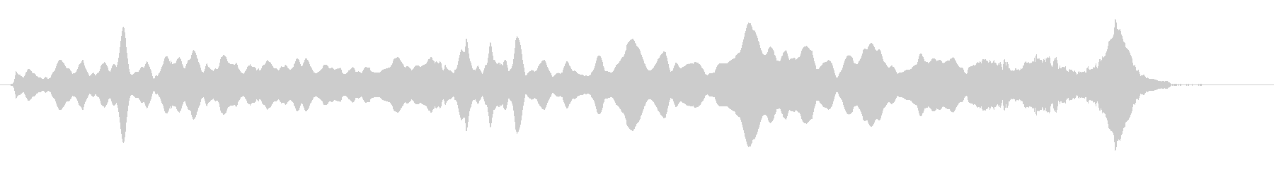 サイエンスフィクションリボルビング...の未再生の波形