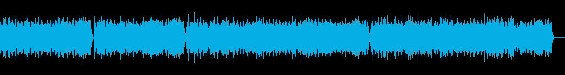 上品で繊細なチェンバロ バロック・高音質の再生済みの波形