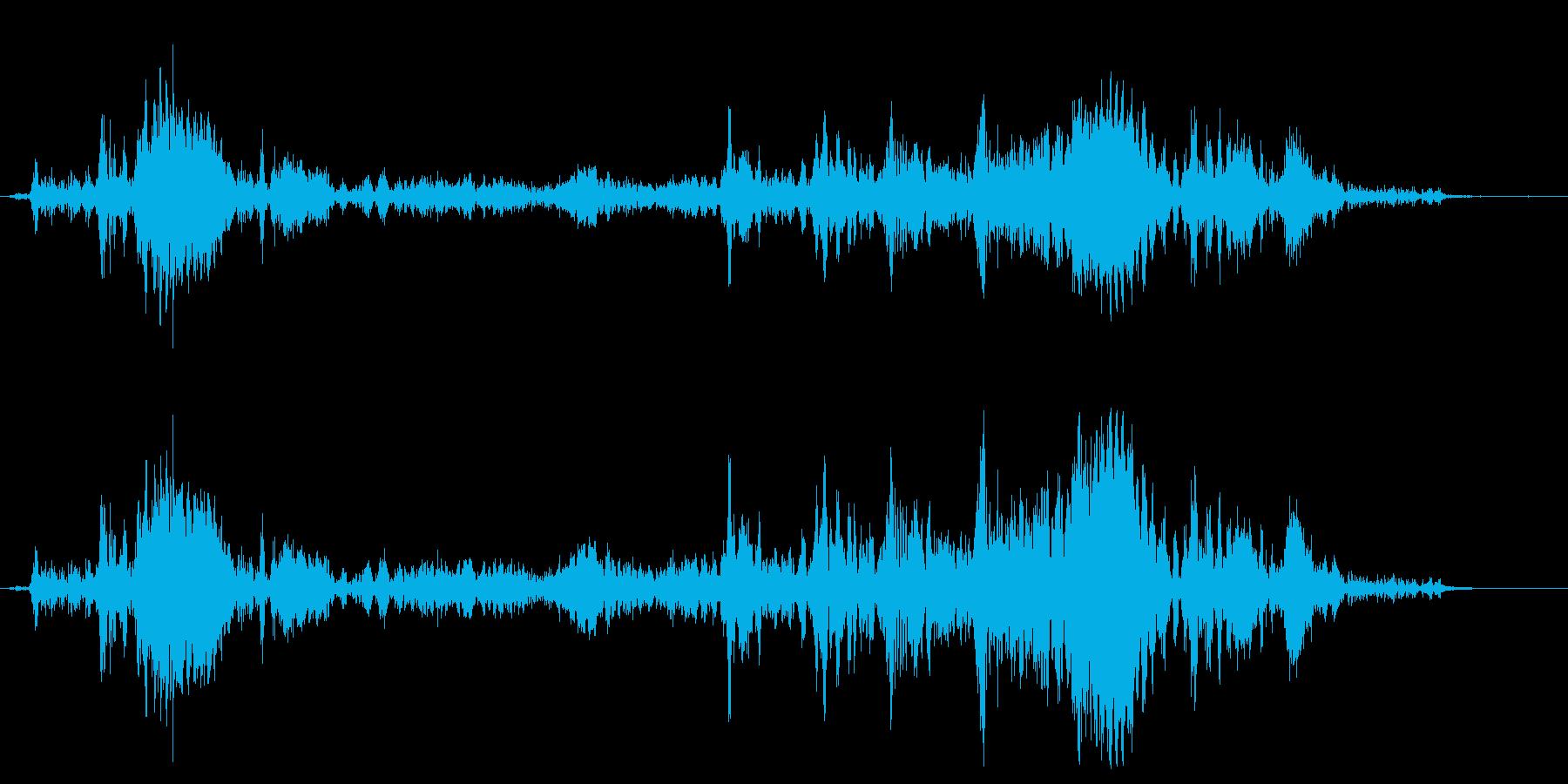 自動コルベットスタートドライブ-車...の再生済みの波形