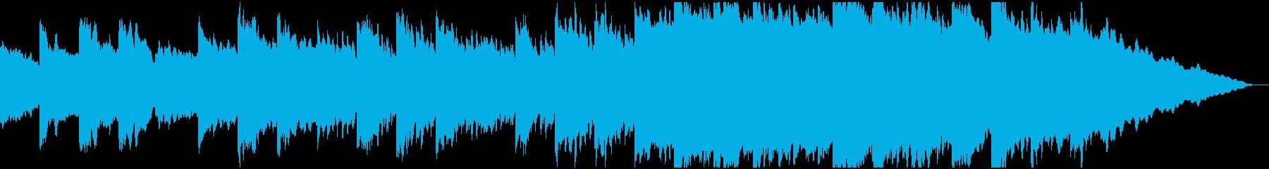 企業VP,コーポレート,静か、60秒の再生済みの波形