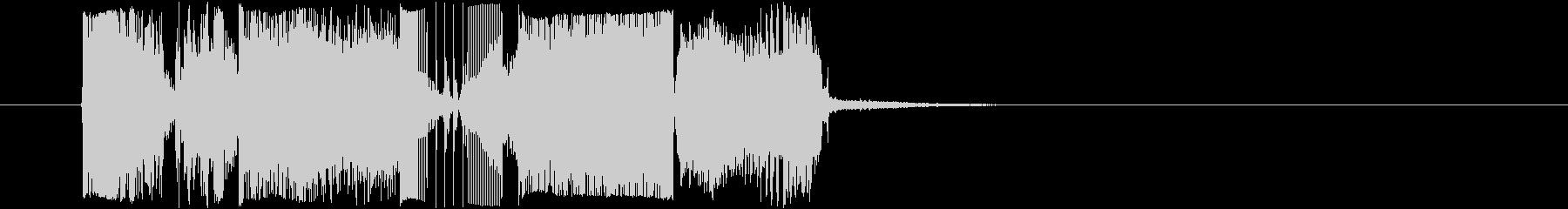 エレクトロ_ハイクオリティージングル_9の未再生の波形