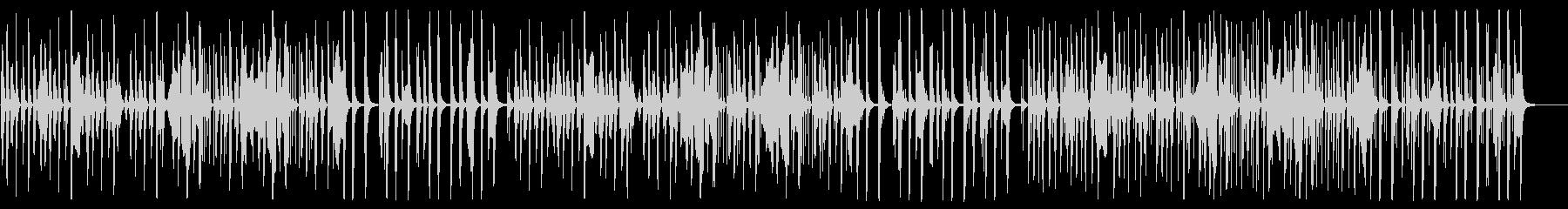 YouTube ハーモニカ・ピチカートの未再生の波形