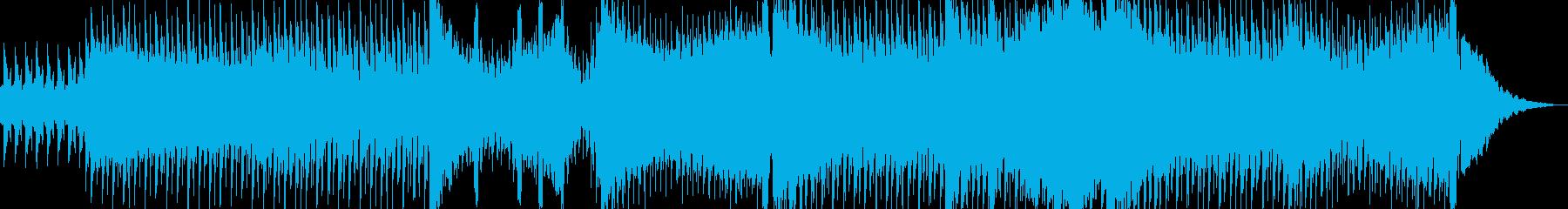 【CM】メランコリーなメロディが印象的の再生済みの波形