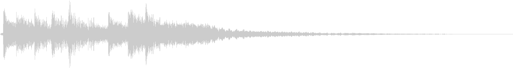 バンジョー:クイックコードアルペジ...の未再生の波形