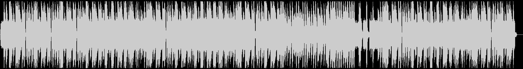 テンション高めなエリーゼのために-1分の未再生の波形
