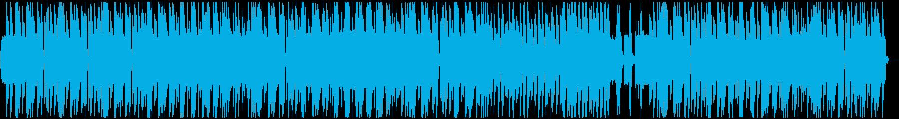 テンション高めなエリーゼのために-1分の再生済みの波形