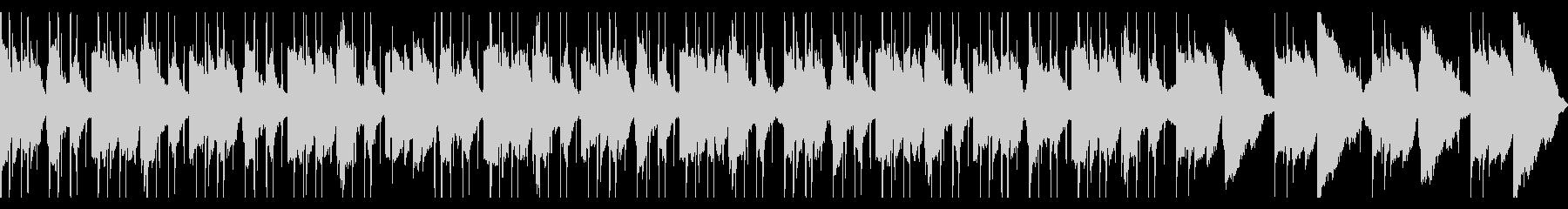 ギターLofiHiphop 切ない cの未再生の波形