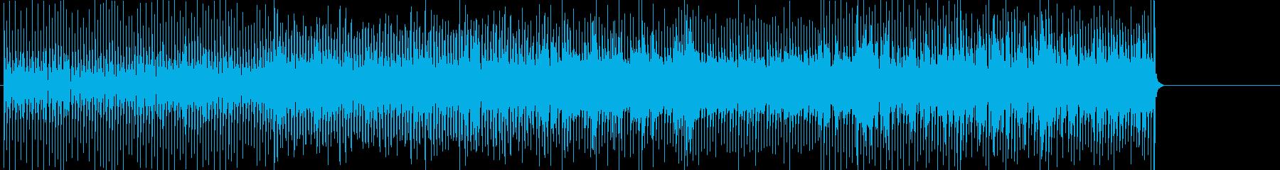 このスイングジャズインストゥルメン...の再生済みの波形