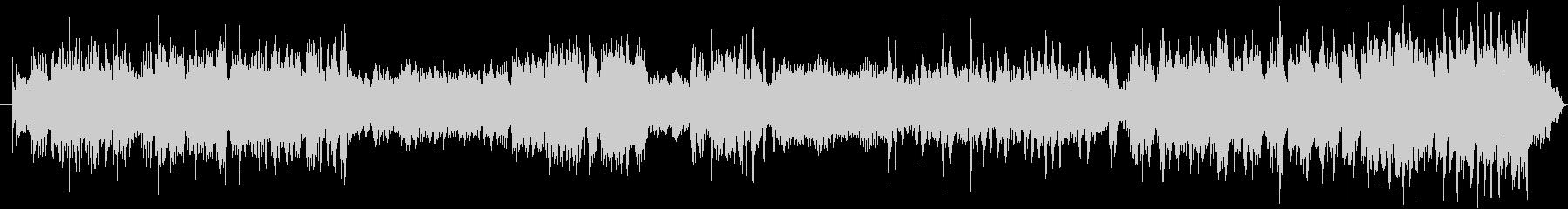 明るめ、軽快な曲のイメージで、バッハの…の未再生の波形