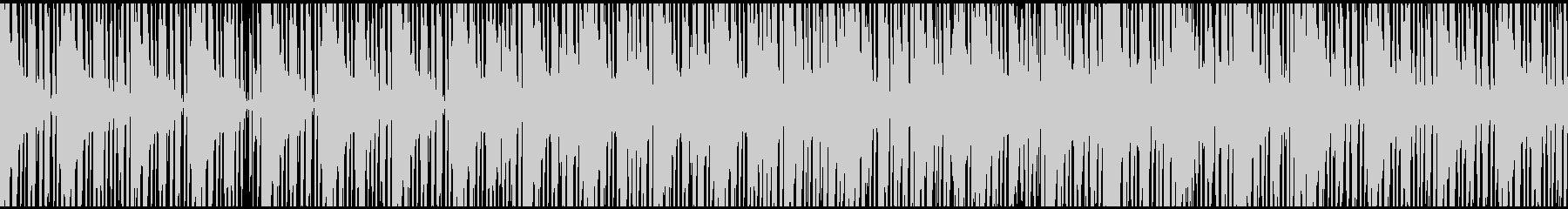 夜な雰囲気のJazzFunk(LOOP)の未再生の波形