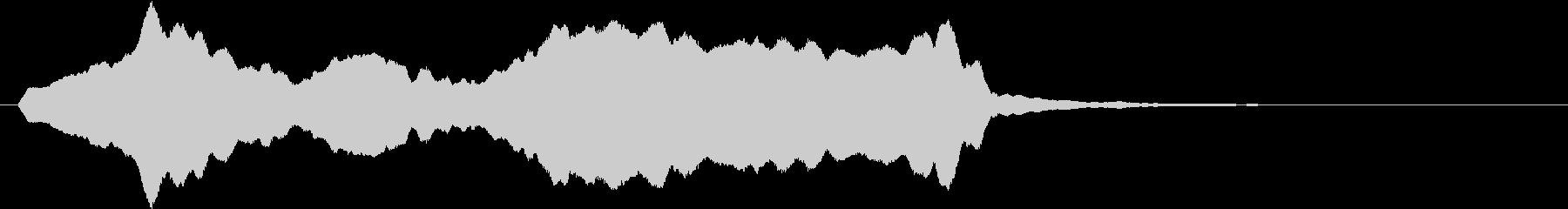 音侍SE「尺八フレーズ1」エニグマ音05の未再生の波形