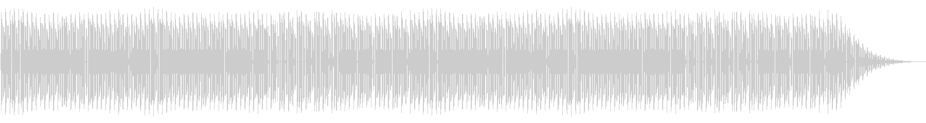 NES 和風 A04-1(ステージ3) の未再生の波形