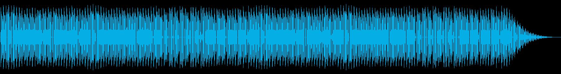 NES 和風 A04-1(ステージ3) の再生済みの波形