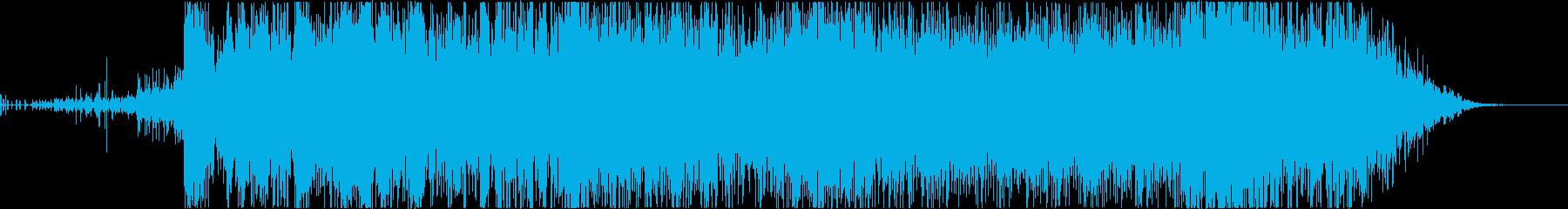 【ゲーム】 戦場_02 岩が崩れるの再生済みの波形