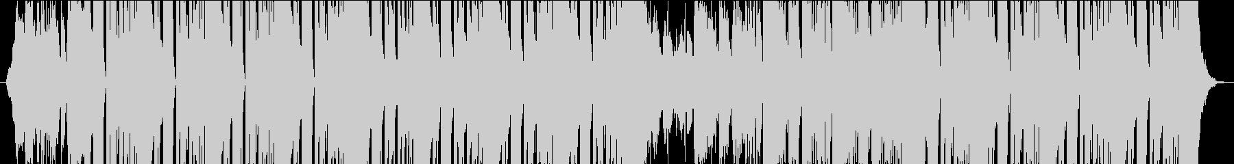 Trap Backgroundの未再生の波形