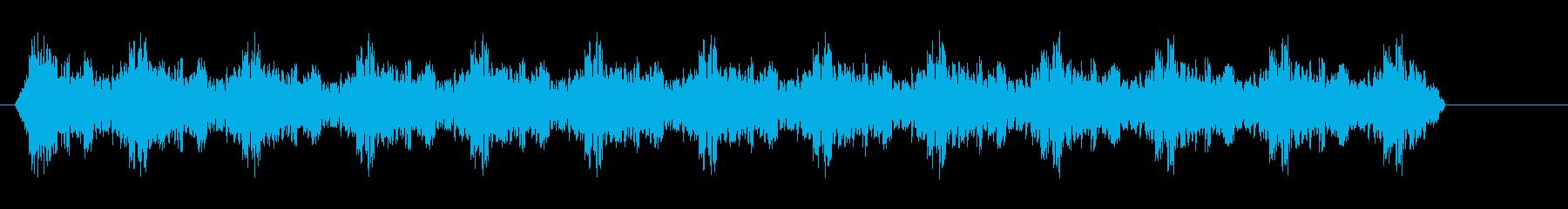 サイレンブラジルパトカー-サイレン2の再生済みの波形
