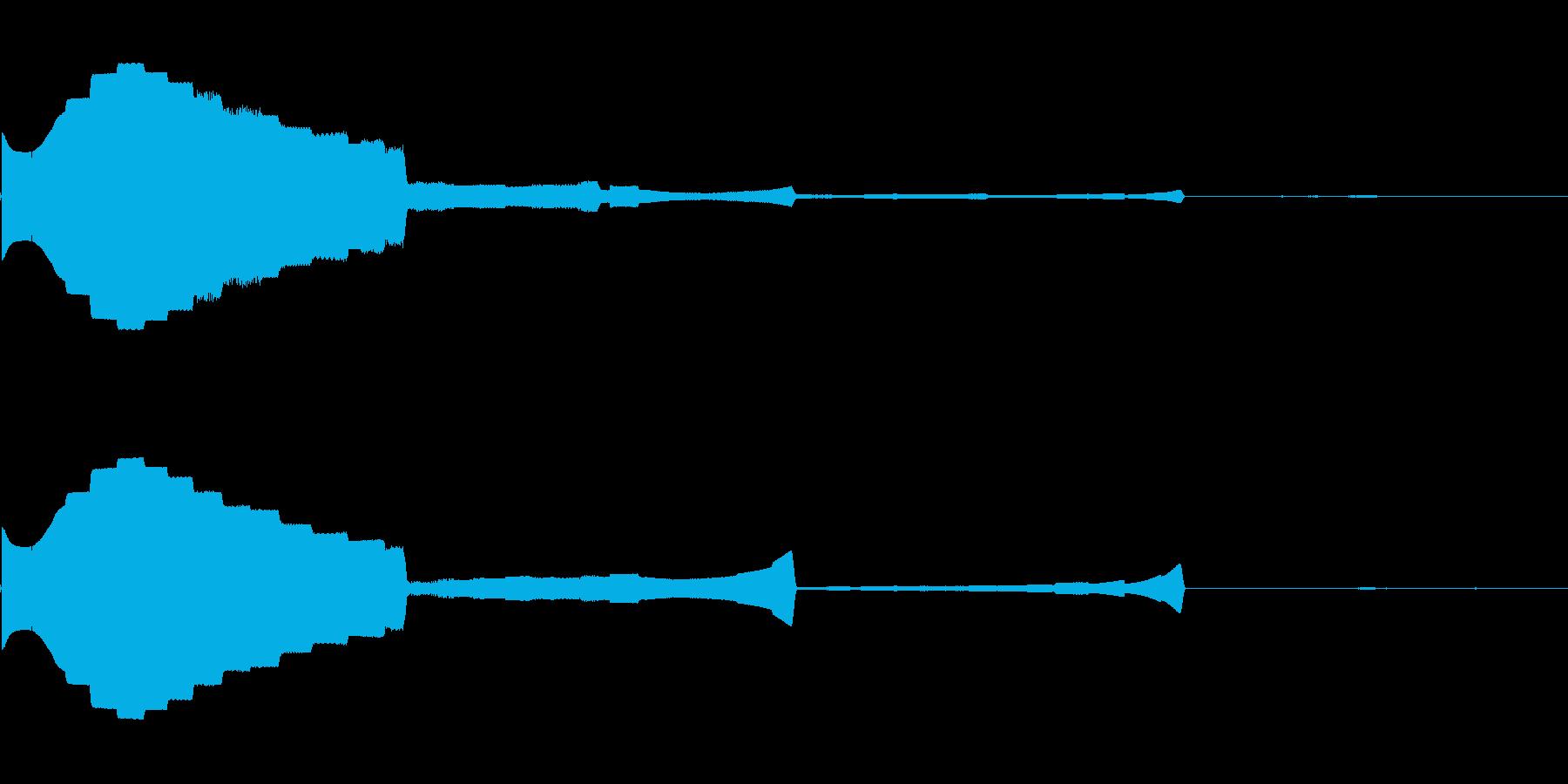 魔法09(防御・回復・発動系)の再生済みの波形