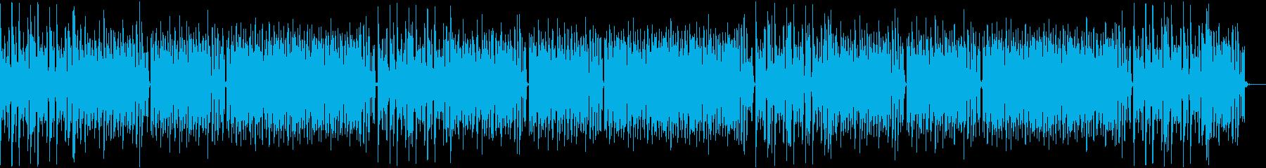 Comical / Quiet Karaoke's reproduced waveform