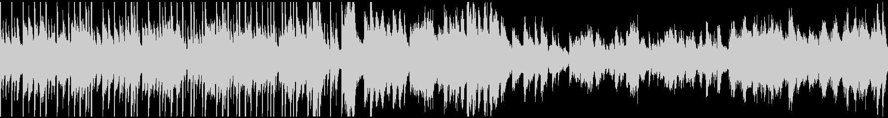 回想曲(ループ仕様)の未再生の波形