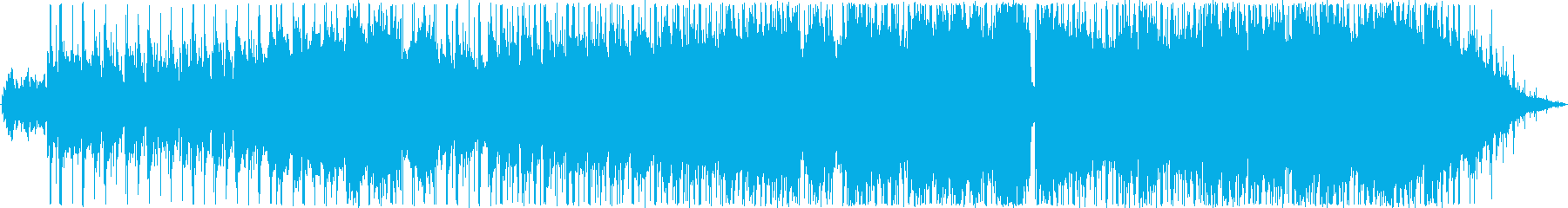 哀愁に満ちたバラード3の再生済みの波形