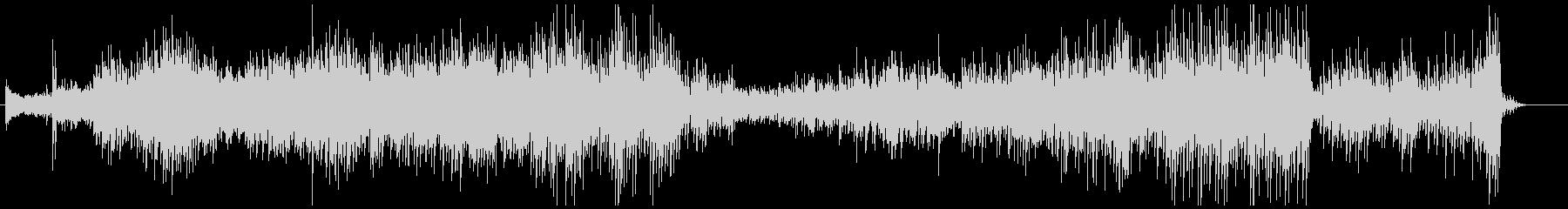 事件・潜入のイメージのスリリングなBGMの未再生の波形
