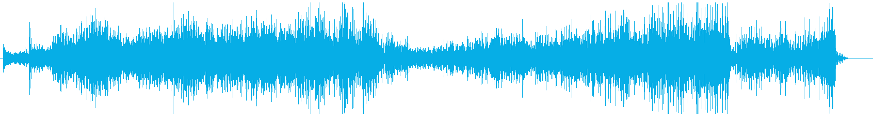 事件・潜入のイメージのスリリングなBGMの再生済みの波形