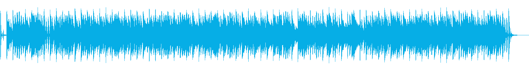 鮮明なメロディが頭に残るポップの再生済みの波形