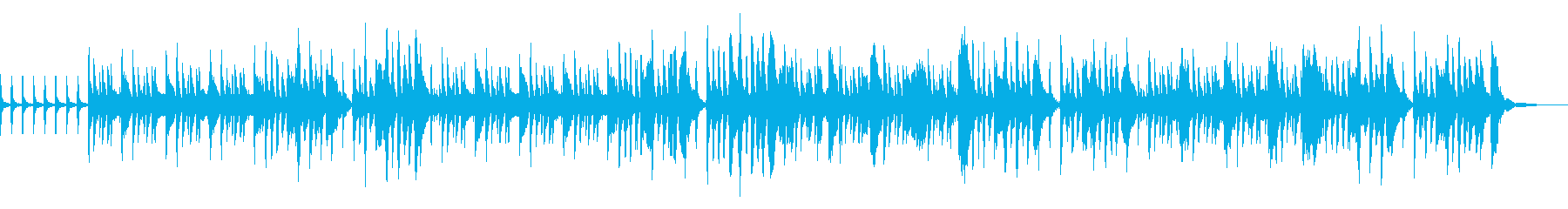 【生演奏】トロンボーンでわははは♪の再生済みの波形
