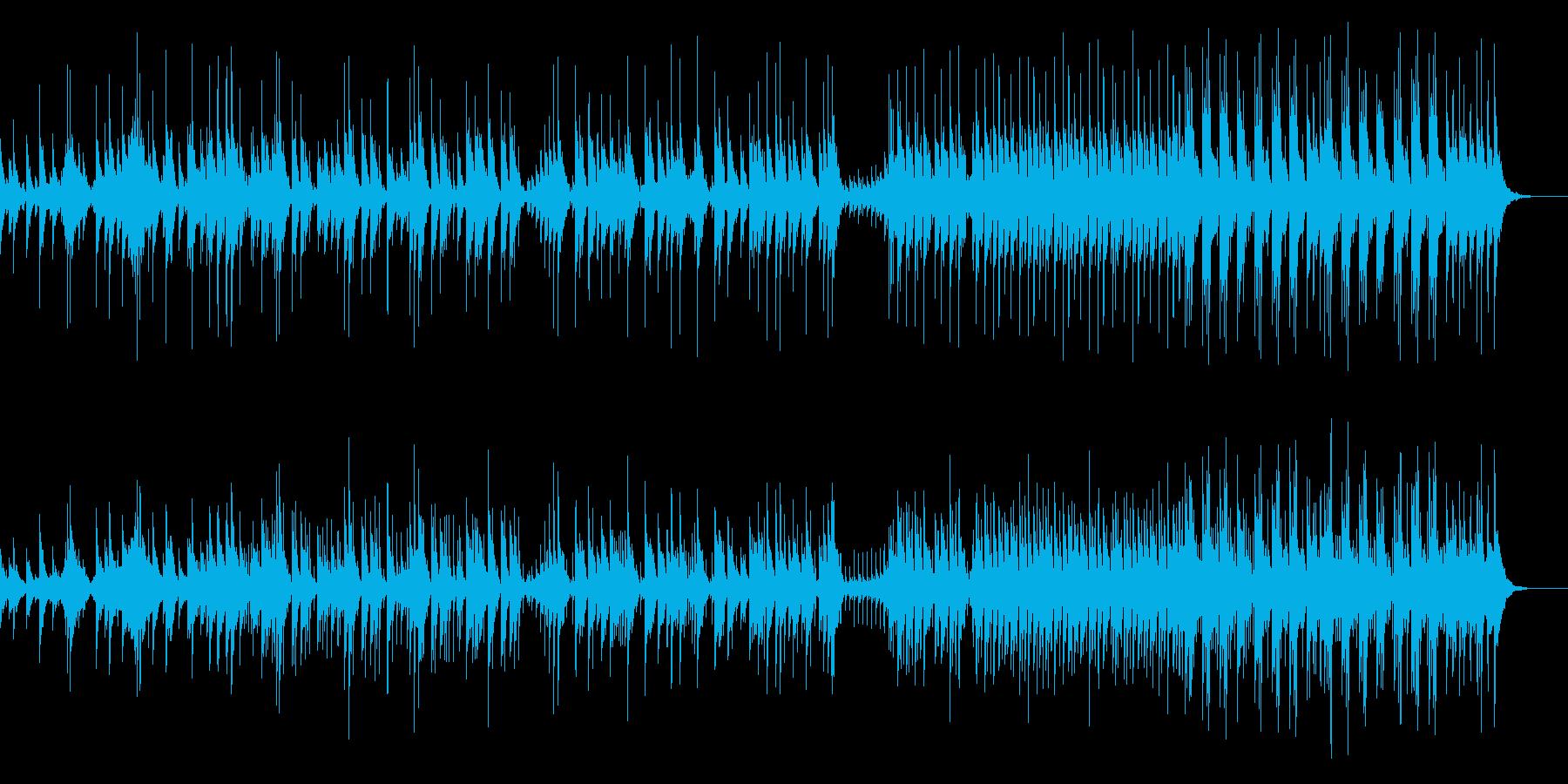 Ikkiuchi Shimedaikoの再生済みの波形
