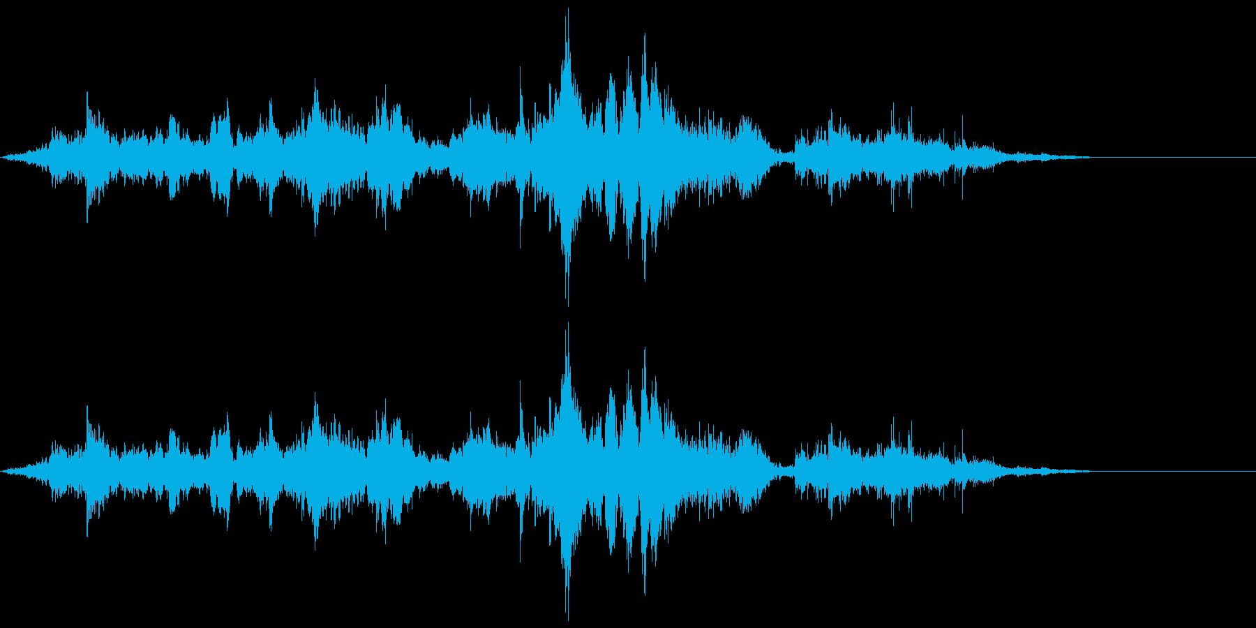 石臼 2の再生済みの波形