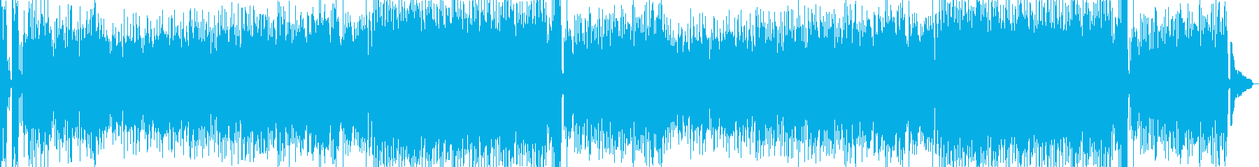 明るく軽快なバイオリンポップスの再生済みの波形