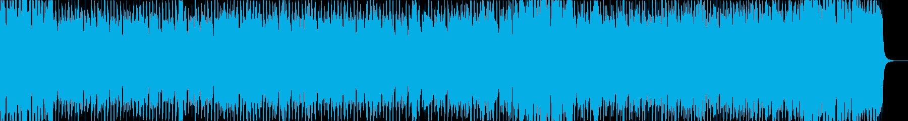AMERICAN夢のポップス王道サウンドの再生済みの波形