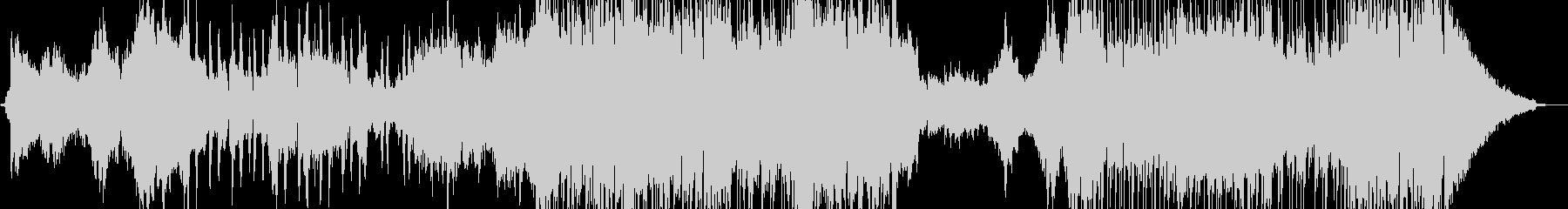 メルヘンな世界観・ガーリーポップ 短尺Bの未再生の波形