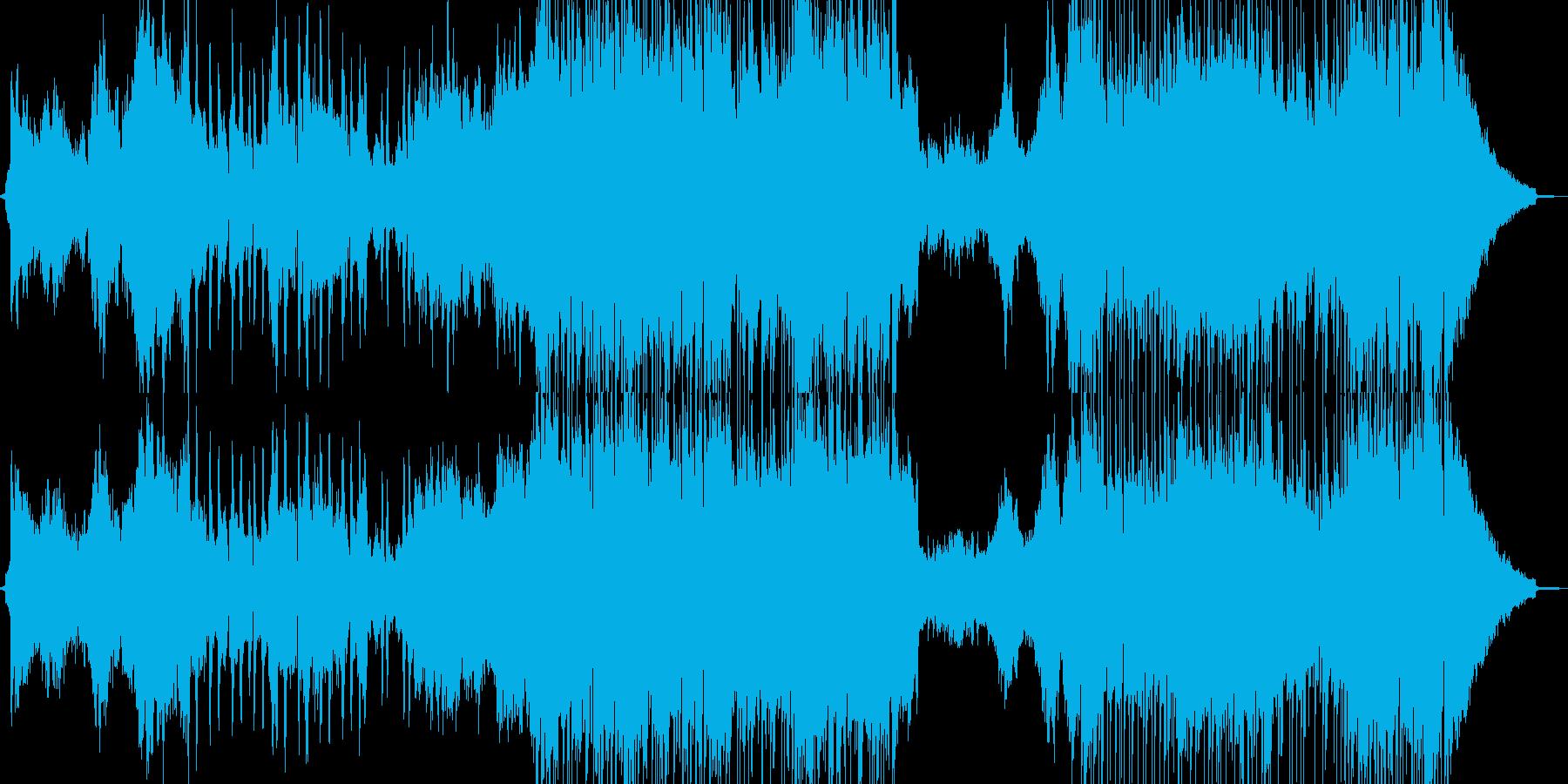 メルヘンな世界観・ガーリーポップ 短尺Bの再生済みの波形
