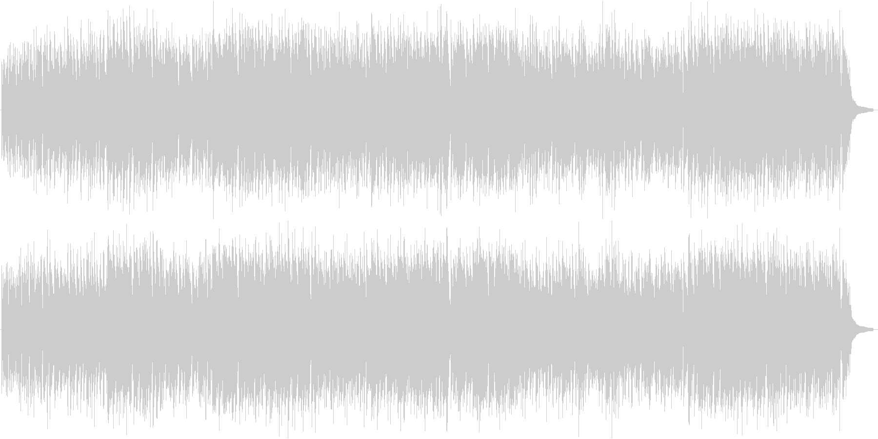 Seychelles_Sax_AsRecの未再生の波形