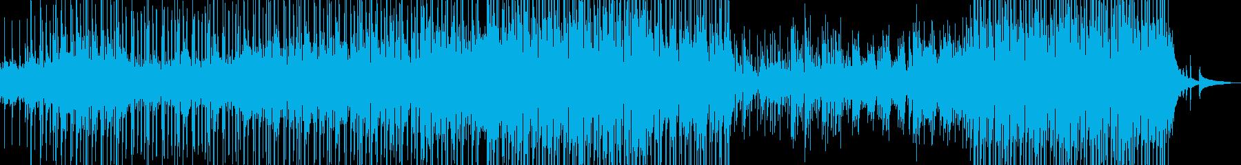 大切な人へ届けるイメージのR&B 長尺の再生済みの波形