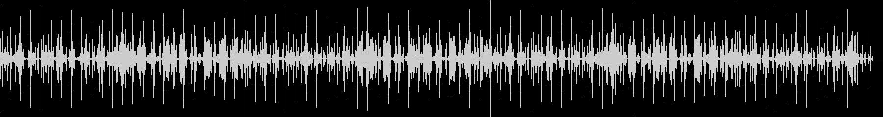 日常•のんき•ほのぼの系bgmの未再生の波形