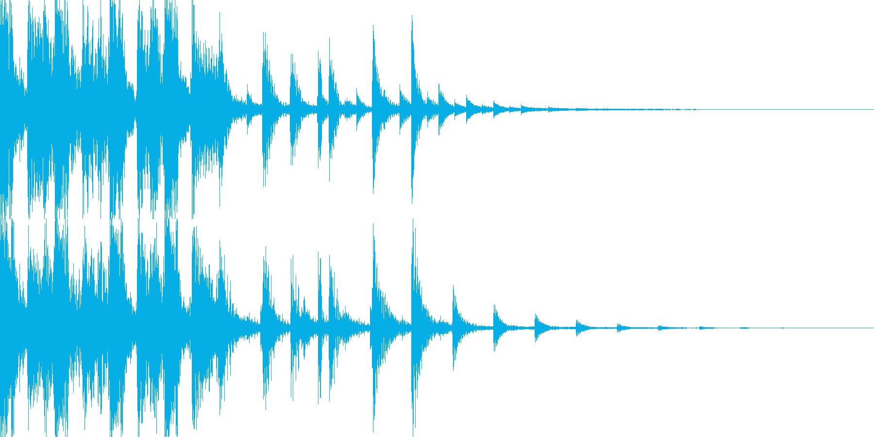 プログレッシブテック/ファンキーな...の再生済みの波形