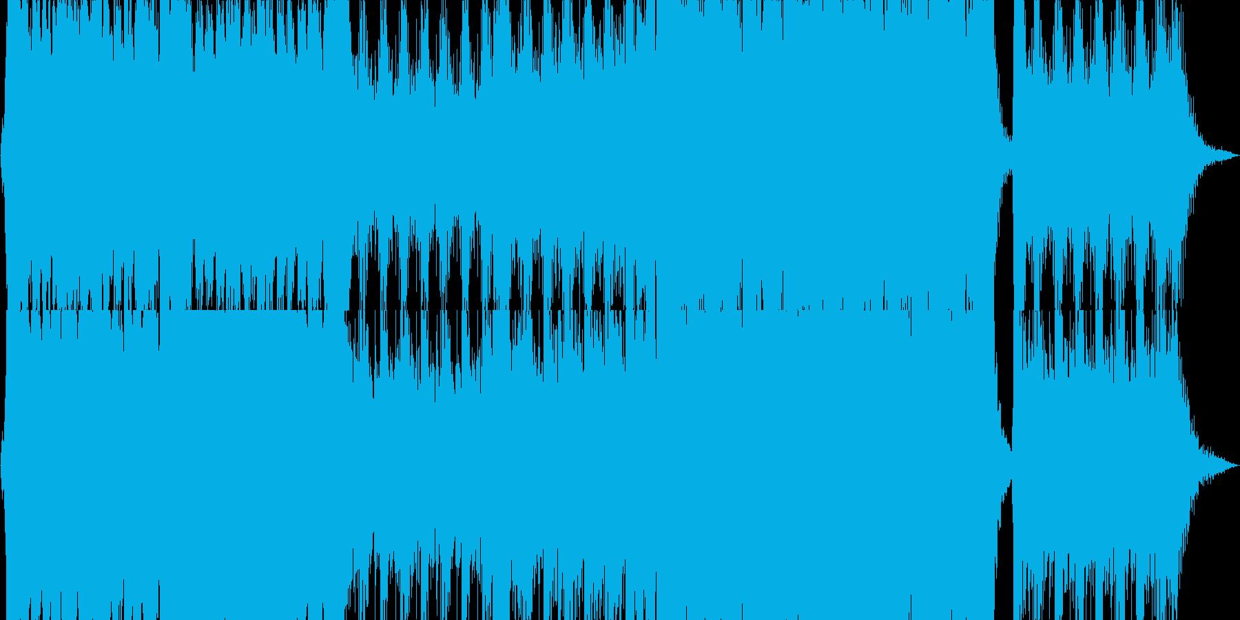 エピック・オーケストラ・壮大の再生済みの波形