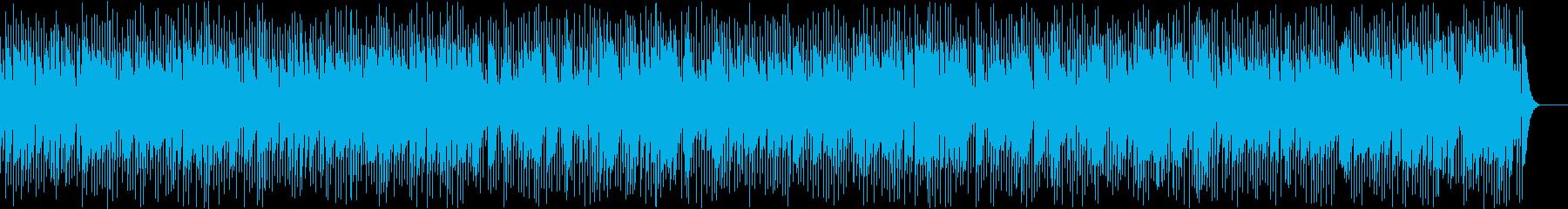 サティの名曲を楽しいジプシージャズにの再生済みの波形