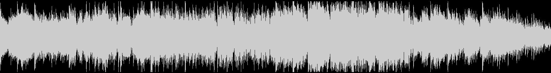 幽玄な和風エレクトロニカ ※ループ仕様版の未再生の波形