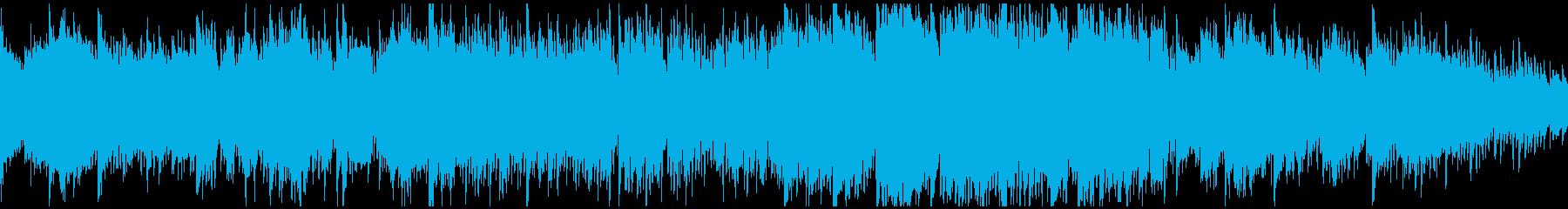 幽玄な和風エレクトロニカ ※ループ仕様版の再生済みの波形